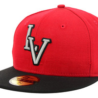 UNLV Runnin Rebels NCAA 2 Tone 59FIFTY Cap