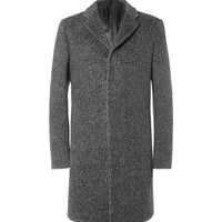 Calvin Klein Collection - Angora and Wool-Blend Overcoat | MR PORTER