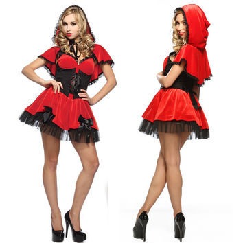 Halloween Costume Princess Dress Shirt Hats [8978917319]