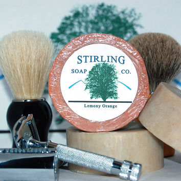 Stirling Soap Co -  Lemony Orange - Sample