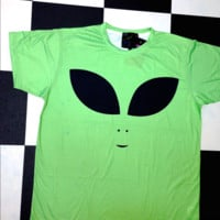SWEET LORD O'MIGHTY! BIG ASS ALIEN TEE