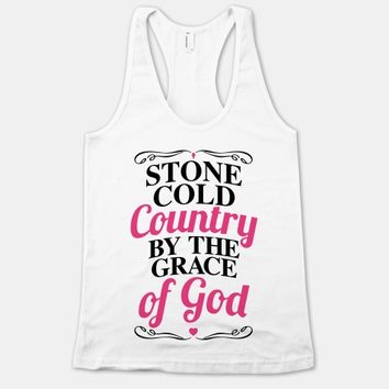 Stone Cold Country By The Grace Of God | HUMAN