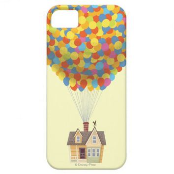 Balloon House from the Disney Pixar UP Movie iPhone 5 Case from Zazzle.com