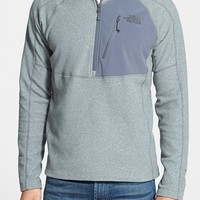 The North Face Men's 'Tech 100' FlashDry Half Zip Fleece Pullover Jacket