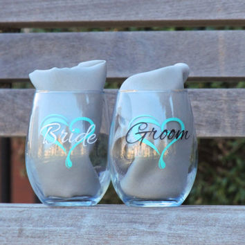 Best Personalized Wedding Glasses Favors Products on Wanelo