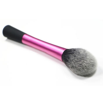 Professional 1pc Contour Blusher Cosmetic Kabuki Brush Makeup Sets Beauty