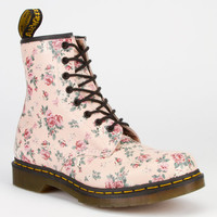 Dr. Martens 1460 Womens Boots Pink Rose  In Sizes