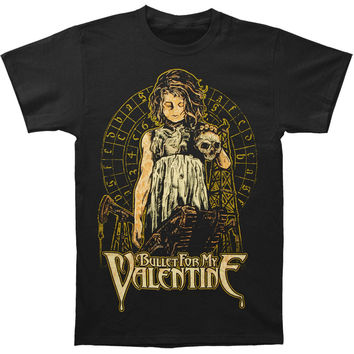Bullet For My Valentine Men's  Children Of The Night T-shirt Black Rockabilia