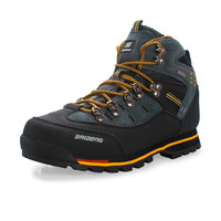 Waterproof Outdoor Shoes Genuine Leather Breathable Men Trekking Shoes Climbing Fishing Hunting Shoes Hiking Boots Size 40-45