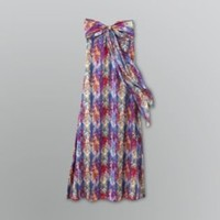 Two-Way Maxi Dress- Attention-Clothing-Women's-Dresses