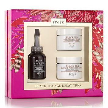 Fresh® Black Tea Age-Delay Trio (Limited Edition) ($157 Value) | Nordstrom
