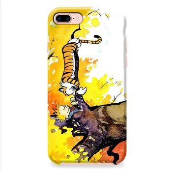 Calvin And Hobbes 3 iPhone 8 | iPhone 8 Plus Case