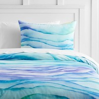 Prism Pop Duvet Cover + Sham