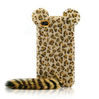 Candyspell — 3D Leopard Tail iPhone 5 Case