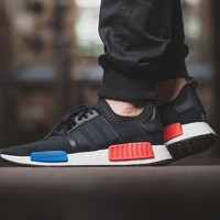 "Nmd Original Boost Runner Primeknit ""Core Black"""