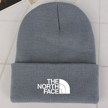Perfect TheNorthFace Fashion Edgy  Winter Beanies Knit Hat Cap