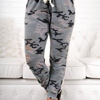 Here I Am Camo Pants (Camo)