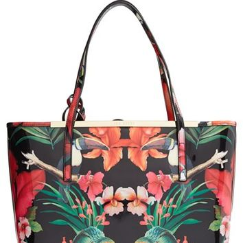 Ted Baker London 'Tropical Toucan' Shopper