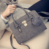 Fashion Lady Leather Shoulder Bag Messenger Crossbody Bag Handbag Girl Purse Tote Women Satchel Gift