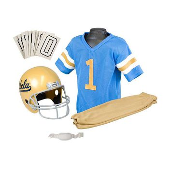 Franklin Ncaa Ucla Bruins Deluxe Football Uniform Set, Size: