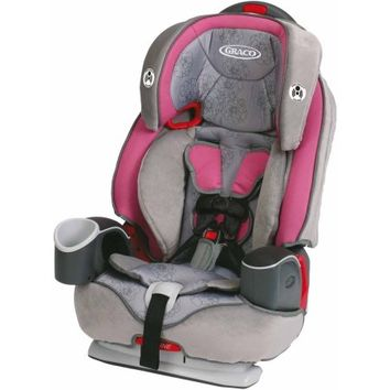 Graco Nautilus 3-in-1 Harness Booster Car Seat - Valerie - Walmart.com