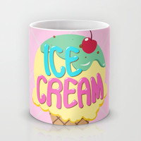 Ice Cream Cone Mug by LookHUMAN