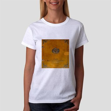 Classic Women Tshirt The Neverending Story Book