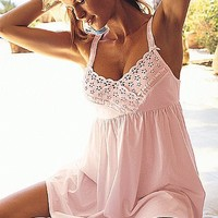 Eyelet-trim Nightie - Victoria's Secret