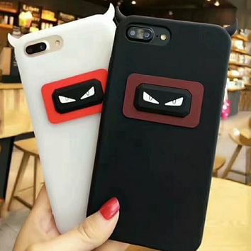 Fashion Cartoon iPhone Phone Cover Case For iphone 6 6plus 7 7plus G-AGG-CZDL-1