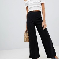 New Look Wide Leg Pant at asos.com