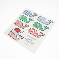 Shop Accessories: Holiday Sticker Set - VIneyard Vines