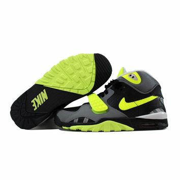 Nike Air Trainer SC II 2 Black/Volt-Cool Grey-Pure Platinum 631488-001