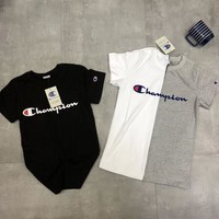 """Champion""Hot letters print T-shirt"