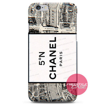 Chanel Paris  iPhone Case 3, 4, 5, 6 Cover