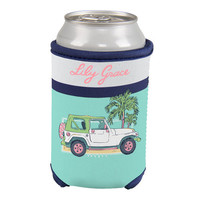 Girls Want Fun - Jeep - Drink Cooler