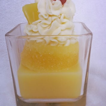 Pineapple Upside Down Cake Gourmet Candle