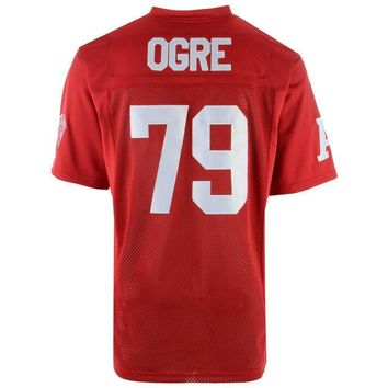 "Revenge of the Nerds Frederick W. ""The Ogre"" Palowaski Football Jersey 79"