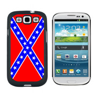 Rebel Confederate Flag Galaxy S3 Case