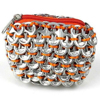 ImagineArte Recycled Poptop Coin Purse