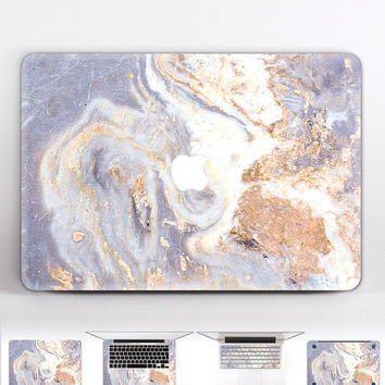 Marble Laptop Skins Gold Marble MacBook Keyboard Skin MacBook Pro 2016 MacBook Air Marble Skin MacBook Air Skin MacBook Pro 15 Case DR019