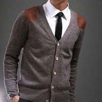 Vogue Knitting Cardigan — Tanny's Couture LLC