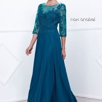 Mother of the Bride Long Formal Dress Sale