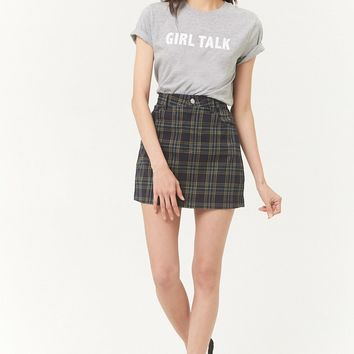 Girl Talk Graphic Tee