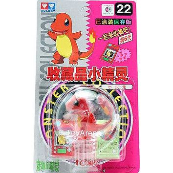 Auldey Tomy Pokemon #22 Charmander Figure