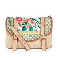 Paradise Floral Across Body Bag | Multi | Accessorize