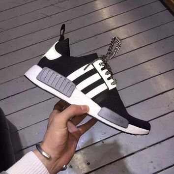 Tagre™ Adidas NMD 3M Reflective Striped Sports Shoes