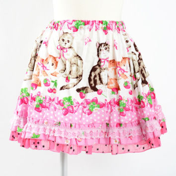 milklim Cat Skirt