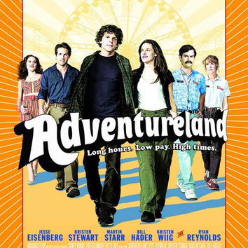 Adventureland 11x17 Movie Poster (2009)