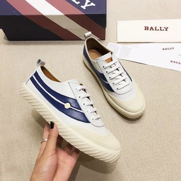 Bally  Women Casual Shoes Boots  fashionable casual leather