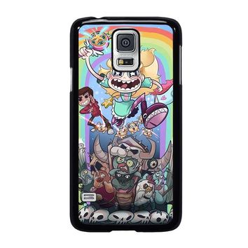 DISNEY STAR VS THE FORCE OF EVIL Samsung Galaxy S5 Case Cover